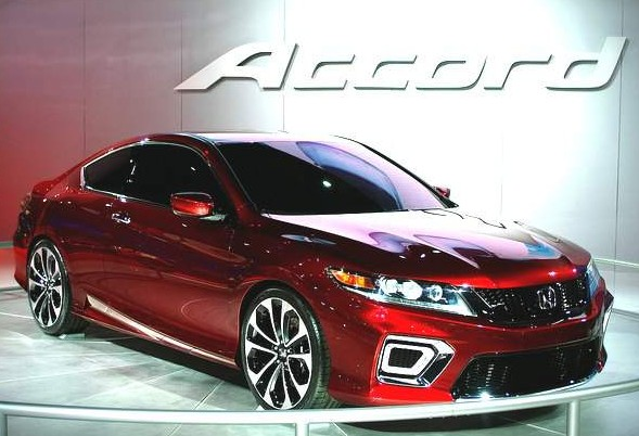 2018 Honda Accord Redesign, Specs and Powertrain