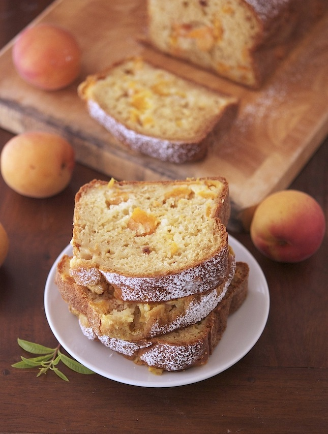a4536d81704f The Iron You  Skinny Apricot Loaf Cake