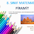 8. Sınıf - Dik Piramit Sunusu