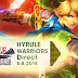 Hyrule Warriors Direct: Anúncio
