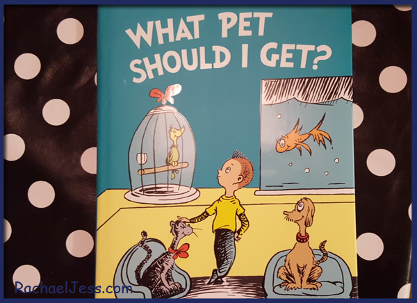 What is the new Dr. Seuss book all about?