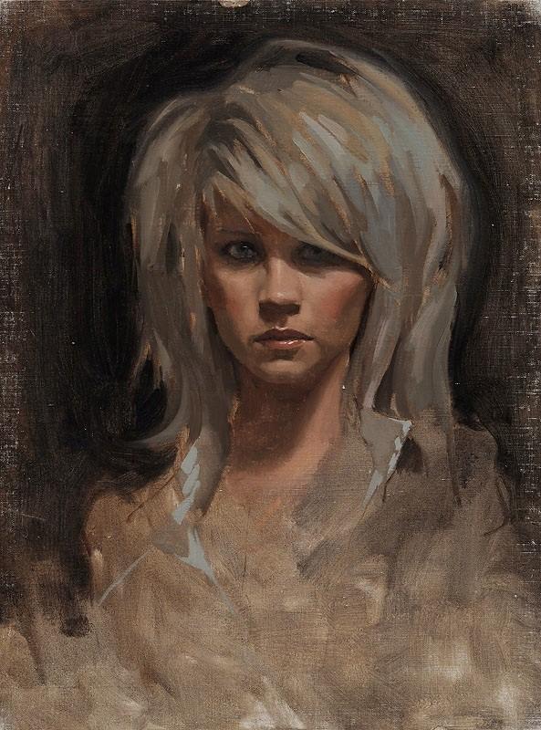 Масляная живопись Sean Cheetham 25