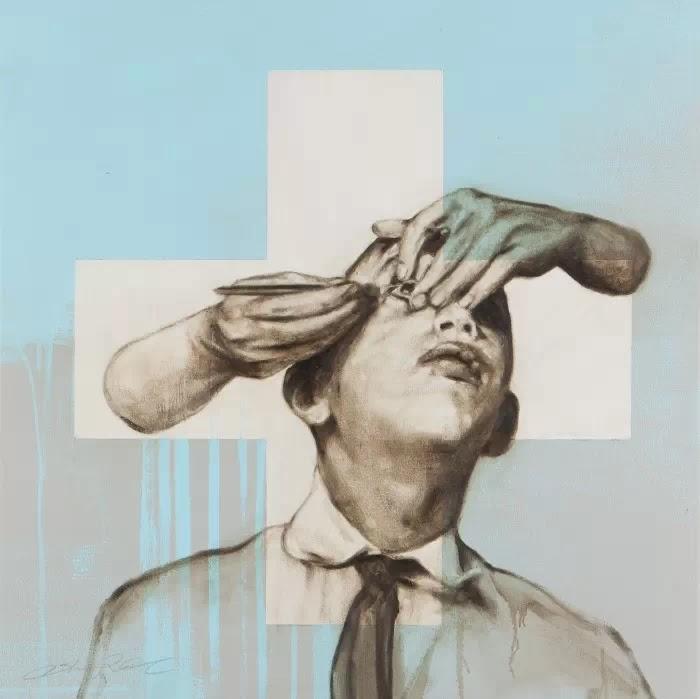 Shaun Richards. Американский художник.