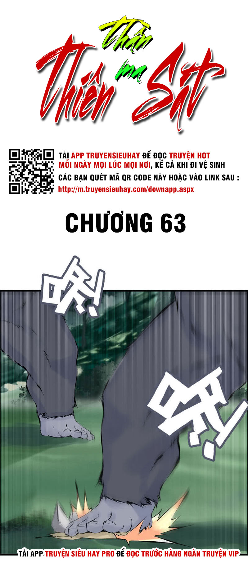 Thần Ma Thiên Sát chapter 63 video - Upload bởi truyensieuhay.com