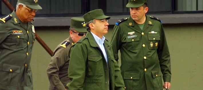 """Calderón hizo una """"gran contribución"""" con la guerra que declaró; """"sin ella viviríamos dominados por el narcotráfico"""" dice presidente de la Coparmex"""