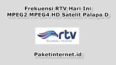 Frekuensi RTV