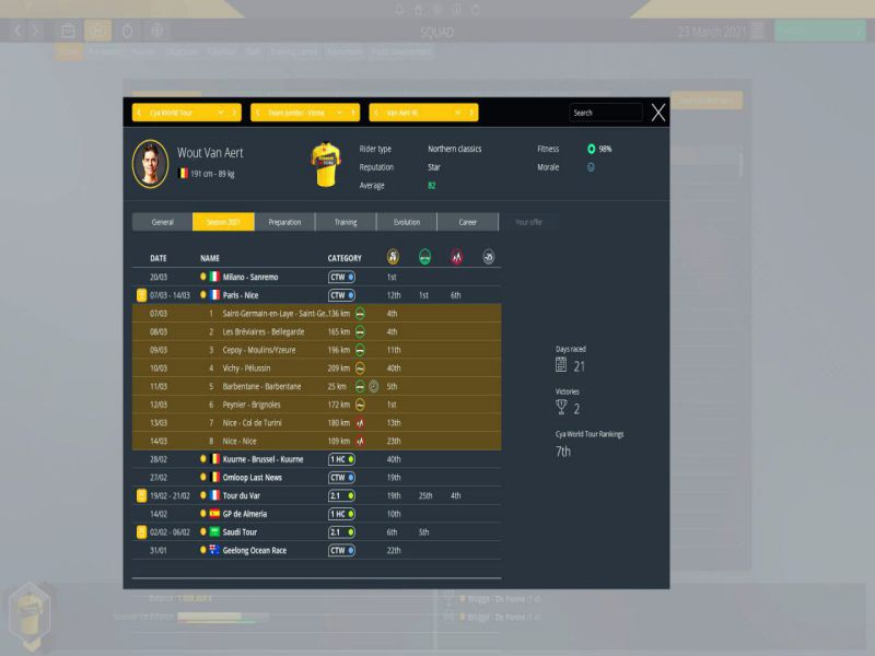 Pro Cycling Manager 2021 Highly Compressed Free Download