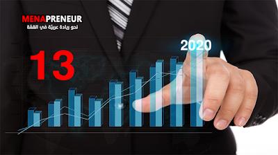 أفضل المجالات الإستثمارية ال13 الأكثر ربحا في سنة 2020
