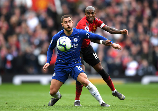 Manchester United 1-1 Chelsea: Rubbish and another missed opportunity in the top four race.