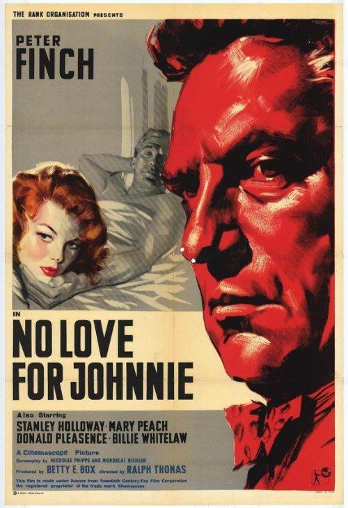 Джонни без любви 1961