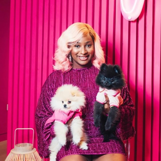 """""""Stop Sending My Dogs Your Account Numbers"""" – DJ Cuppy"""