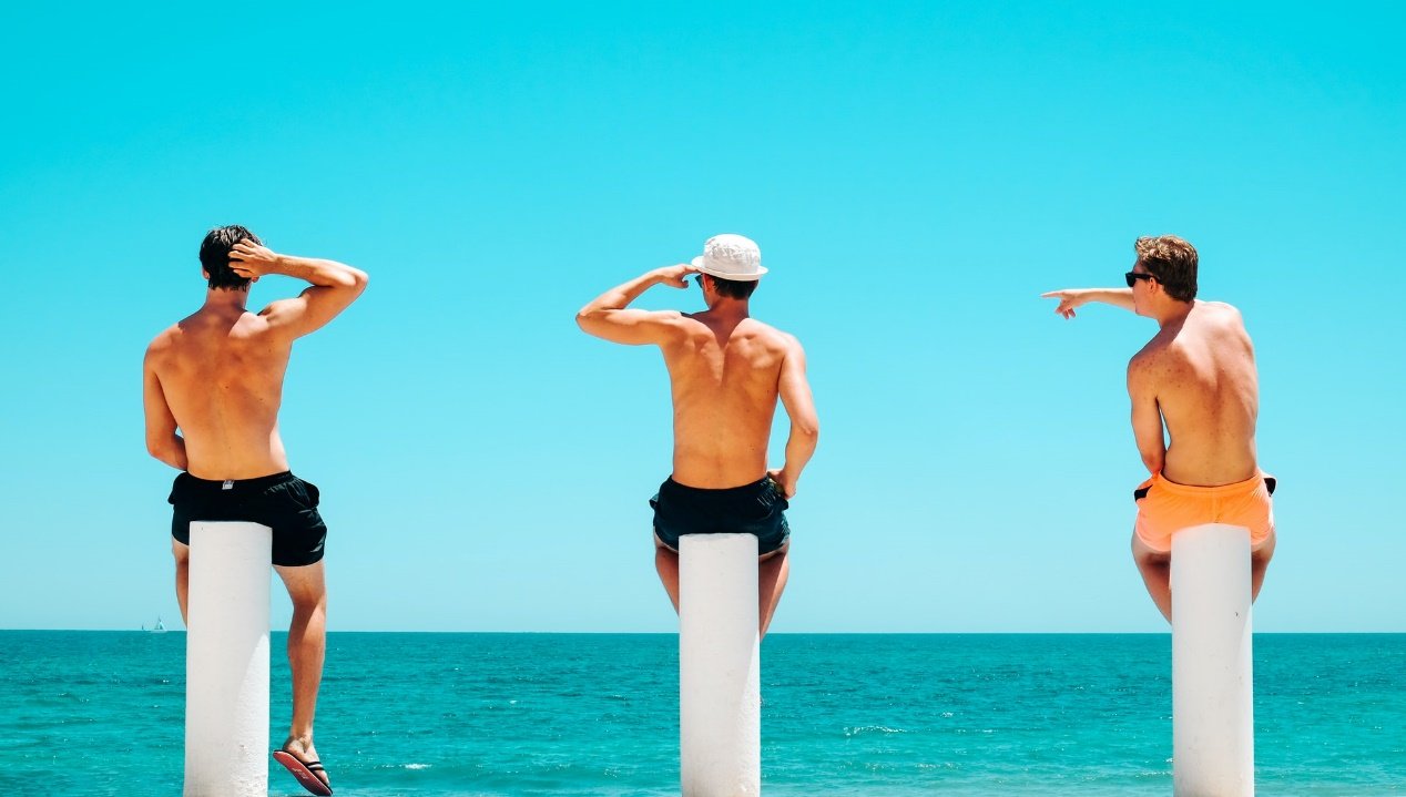 Summer trends 2021 για τους άνδρες