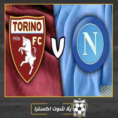 مشاهدة مباراة نابولي وتورينو اليوم