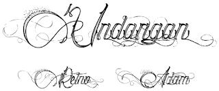 Download 40+ Font Latin Keren Untuk Desain Undangan Pernikahan, Diane de France