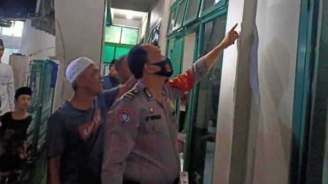 Peluru Senapan Angin Nyasar ke Pesantren, Polisi Sebut Pemilik Tidak Sadar