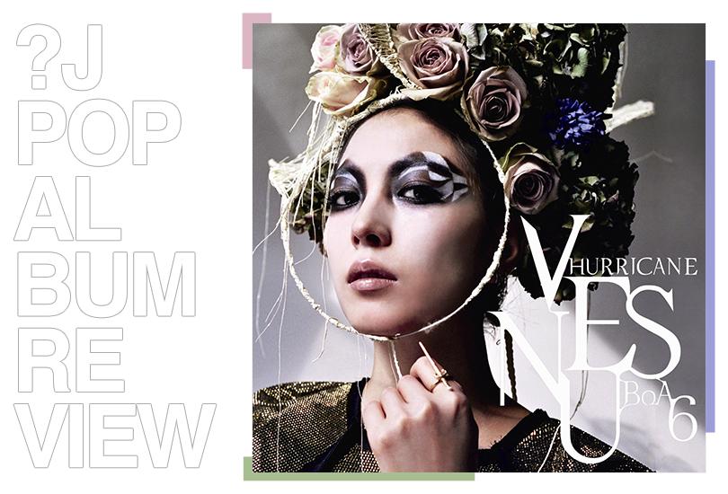 Album review: BoA - Hurricane Venus | Random J Pop