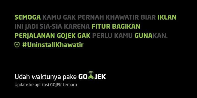 Pesan ojek online, ojek online di Indonesia, aplikasi taksi online