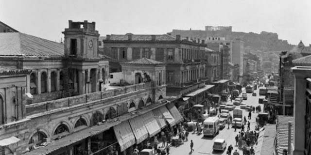 Ο δρόμος της Αθήνας που κάποτε είχε ακόμη και υπαίθριους οδοντίατρους