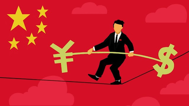 Chinese economy is still not solid, the Communist Party said, but profits in April tell the opposite.