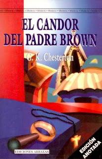 Portada del libro el candor del padre brown para descargar en pdf gratis