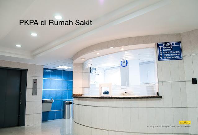 Cerita pengalaman Praktik Kerja Profesi Apoteker di Rumah Sakit