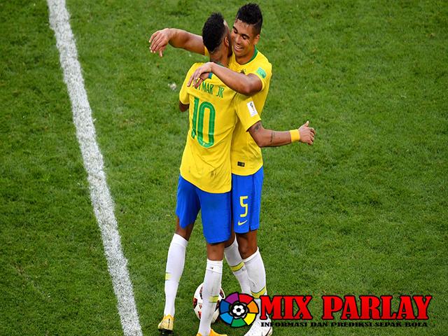 Casemiro : Neymar adalah yang terbaik, tetapi Brasil memiliki pemain hebat lainnya