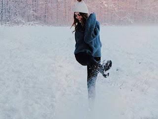 к чему снится снег, сонник снег