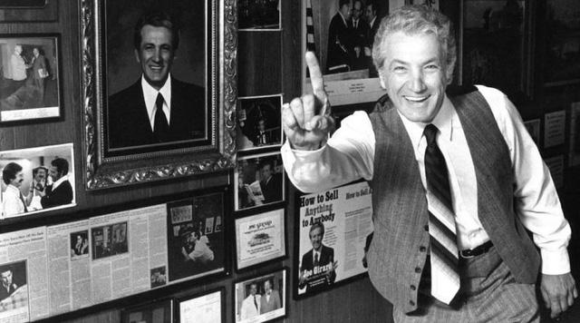 Chân dung người bán hàng vĩ đại nhất thế giới: Joe Girard