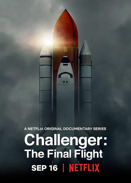 Challenger: The Final Flight Netflix docuseries