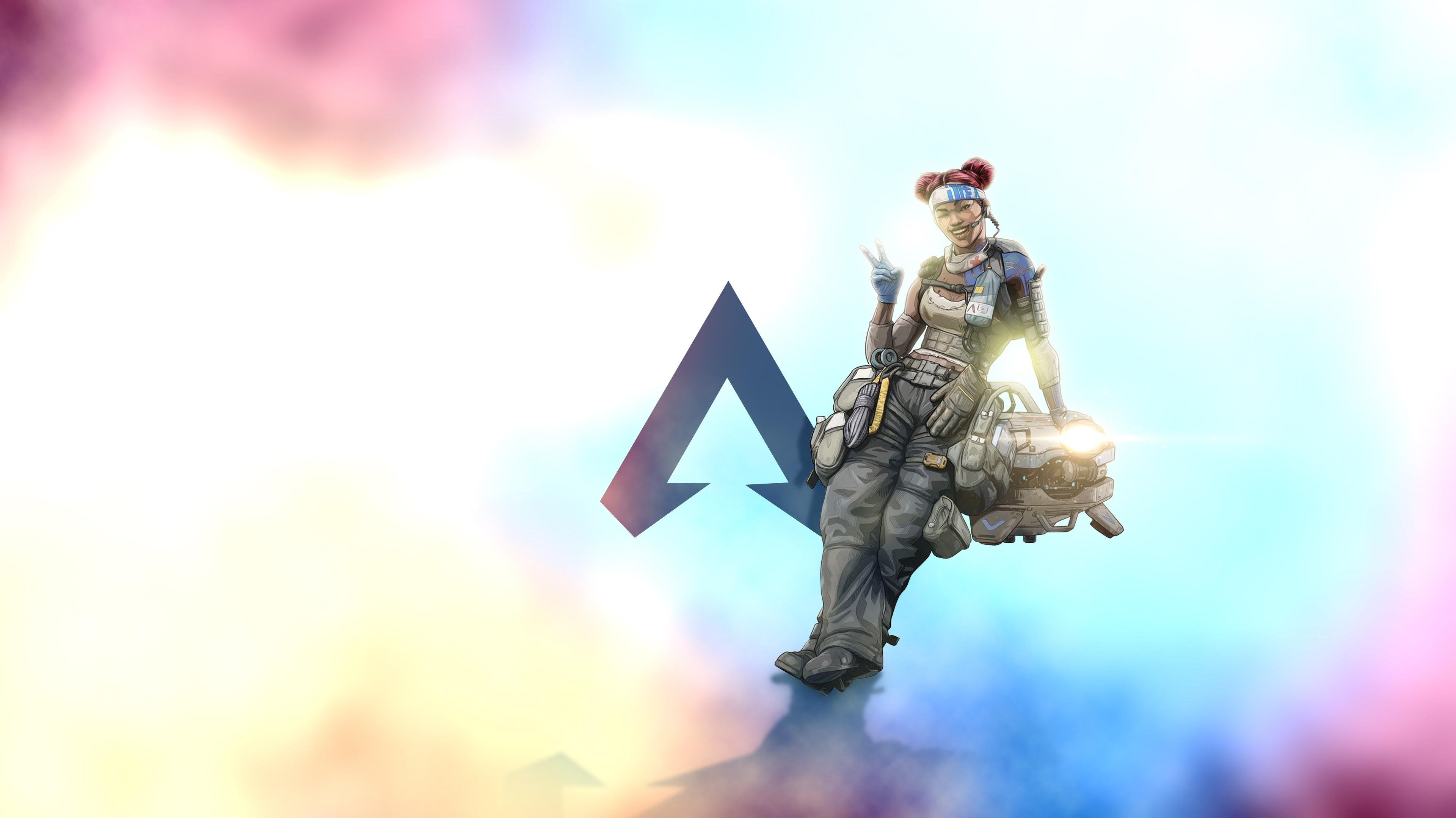 Apex Legends, Lifeline, 4K, #100 Wallpaper
