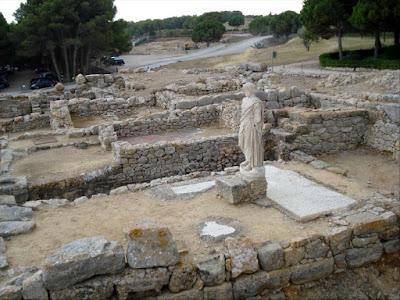 Templo de Asclepios en Ampurias