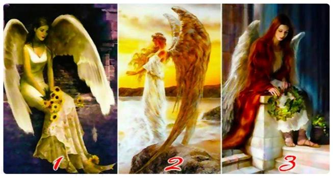 Один из ангелов подскажет, что вас ждет в ближайшем будущем