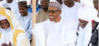 Buhari wedding, Aso Rock , Juma'at