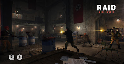 Raid: World War II Game Image 1