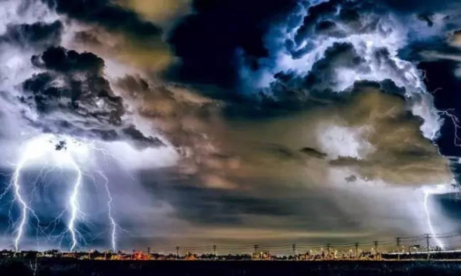 Νέα μεταβολή του καιρού από το βράδυ της Τρίτης στη Θεσσαλία