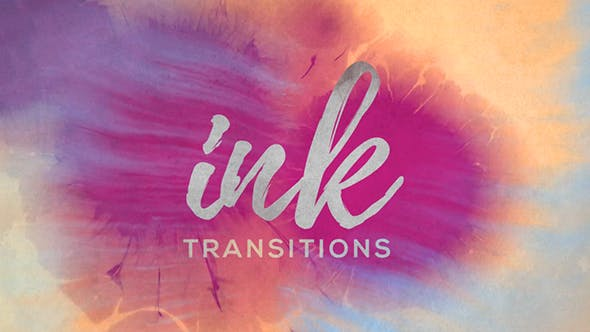Ink Transition Effect Premiere Pro Free Download