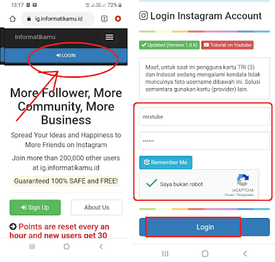 Cara Menambah Followers Instagram Gratis Tanpa Aplikasi 2020 Nak Blogz