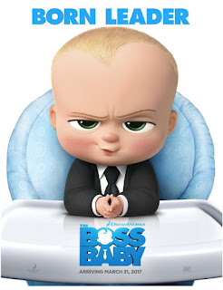 The Boss Baby 2017 Dual Audio ORG 720p BluRay