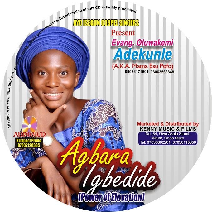 [Gospel Mp3] Lady Evang. Oluwakemi Adekunle - Koye Koje Abule