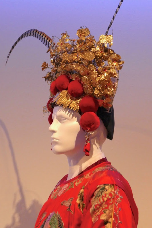 Greatest Showman Chinese dancer headpiece