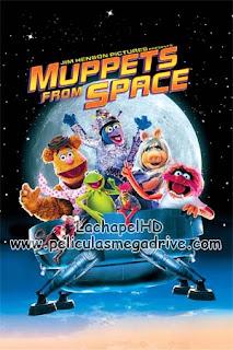 Muppets from Space (1999)  HD 1080P Latino [Google Drive] LachapelHD