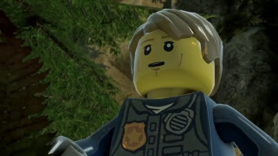 Lego City Undercover (Game) - PS4 Trailer - Screenshot