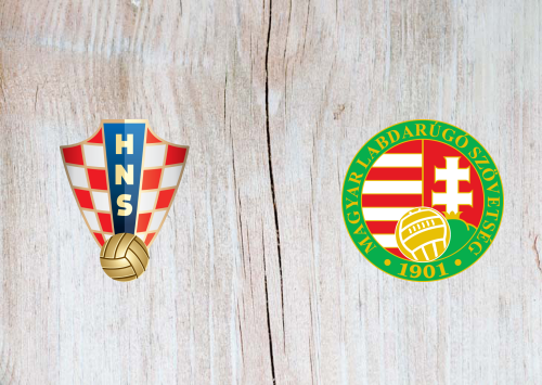 Croatia vs Hungary -Highlights 10 October 2019