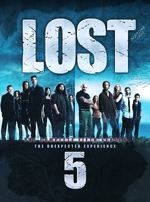 Lost - 5ª Temporada Séries Torrent Download capa