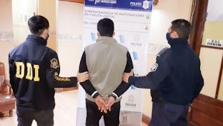 Rosa Fernández ex pareja detenida