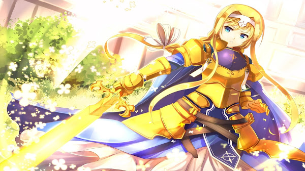 alice synthesis thirty sword art online alicization