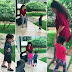 Have you seen these new, lovely photos of Nadia Buari and her twin daughters?