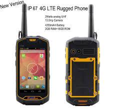 Spesifikasi Hape Outdoor Runbo Q5 4G LTE Version