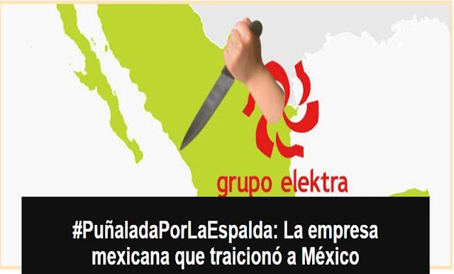 #PuñaladaPorLaEspalda: La empresa mexicana que traicionó a México