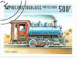 Selo Locomotiva Vulcan Iron Works
